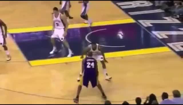 Watch and share Kobe Bryant GIFs on Gfycat
