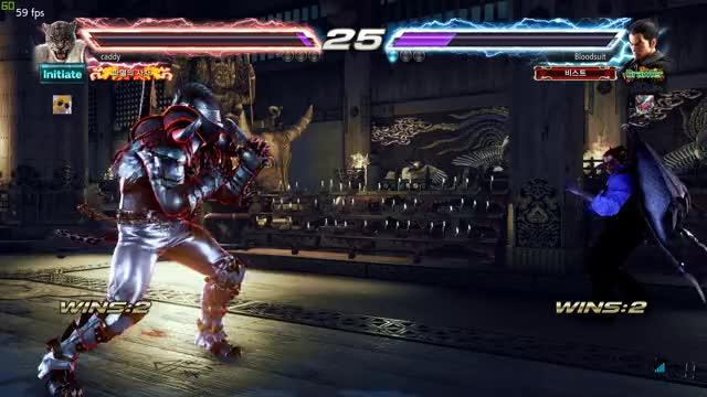 Watch and share Tekken7 GIFs and Tekken GIFs by 캐디 on Gfycat