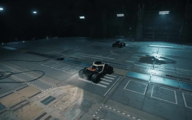 Watch and share Star Citizen - Cyclone Rally Practice GIFs on Gfycat