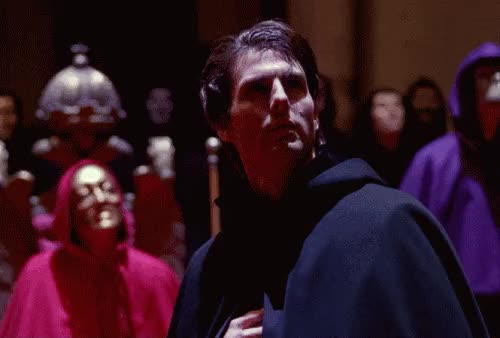Watch and share Eyes Wide Shut GIFs on Gfycat