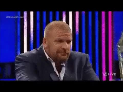 Watch black people GIF on Gfycat. Discover more triple h GIFs on Gfycat