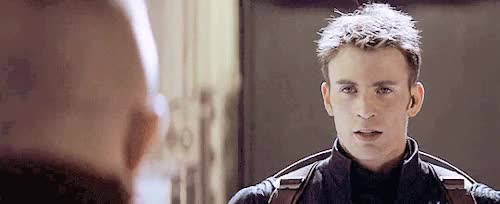 Watch and share Captain America GIFs and Steve Rogers GIFs on Gfycat