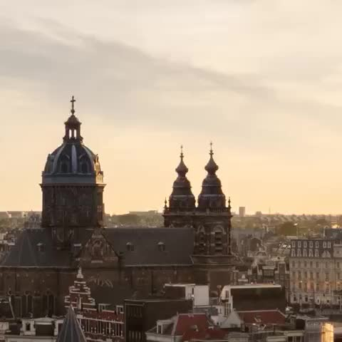 A day in Amsterdam GIFs