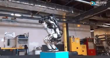 Watch and share Boston Dynamics Robot - Backflip GIFs on Gfycat