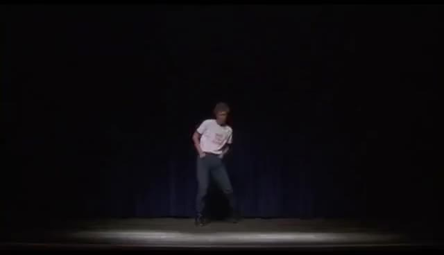 Watch and share Napoleon Dynamite Dance GIFs on Gfycat