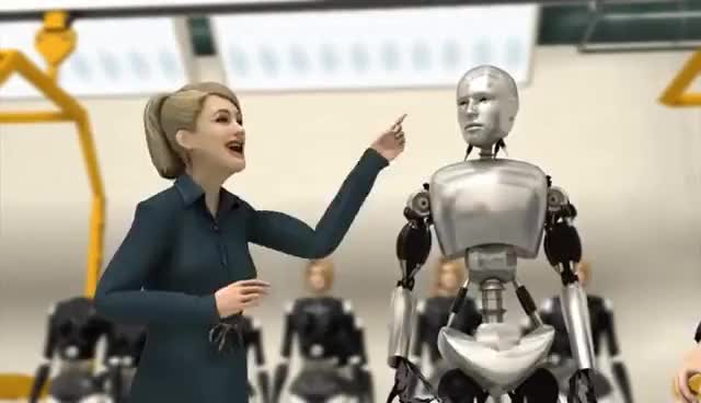 Watch and share Feminist Sex Bot Ban: Lydia Kaye Says Sex Robots Are Sexist, Will Lead To Objectification GIFs on Gfycat