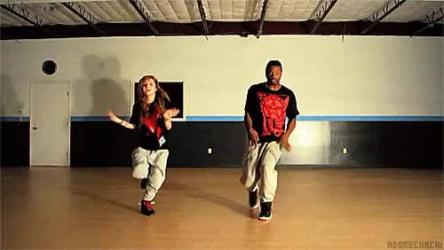 Watch and share Ian Eastwood Dance GIFs and Chachi Gonzalez GIFs on Gfycat
