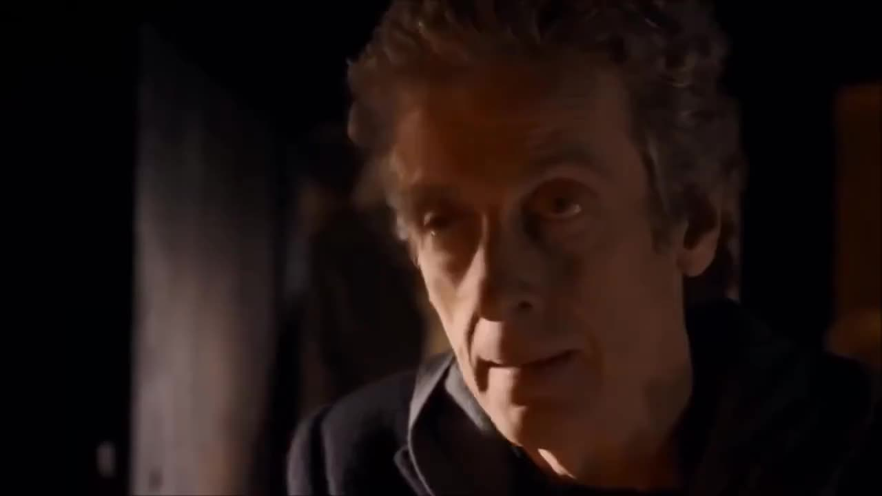 bbc, doctorwho, petercapaldi, tfti, twelfthdoctor, Doctor Who - The Woman Who Lived - Eye Roll GIFs