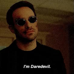 Watch and share Charlie Cox GIFs and Daredevil GIFs on Gfycat
