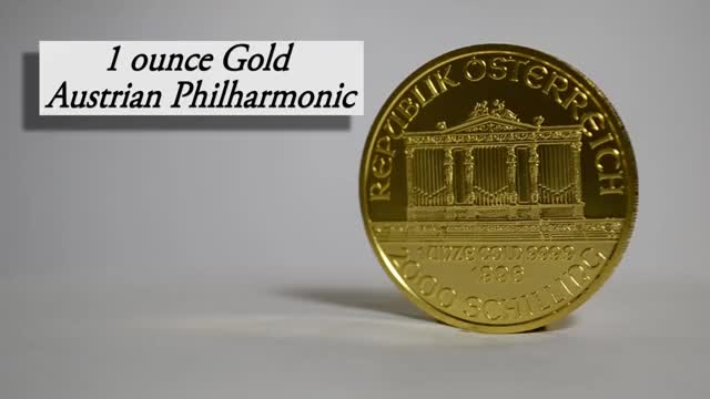 Watch Austrian Philharmonic Gold Coin | Austrian Mint | Money Metals Exchange GIF by Money Metals Exchange (@moneymetals) on Gfycat. Discover more bullion, coins, gold, gold bullion, gold coins, investment, investor, money, money metals exchange, precious metals, precious metas GIFs on Gfycat