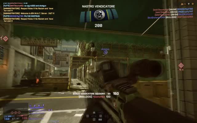 Watch Gran Teamkill! GIF by @katanapuffin on Gfycat. Discover more battlefield, gameplay GIFs on Gfycat