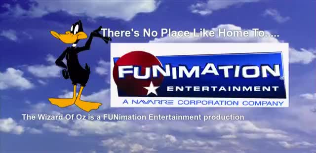 Watch and share There's No Place Like Home To FUNimation Entertainment Logo GIFs on Gfycat