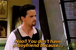 Watch and share Matthew Perry GIFs and Chandler Bing GIFs on Gfycat