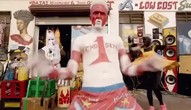 Watch and share Die Antwoord GIFs on Gfycat
