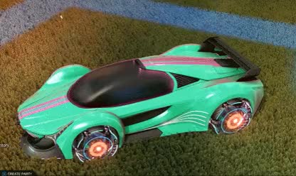Watch and share Rocket League Nimbus Design With Raijin GIFs by Rocketprices.com on Gfycat