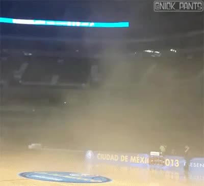 "Watch Cheech and Chong Put Mexico City Arena ""Up In Smoke"" (GIF) 