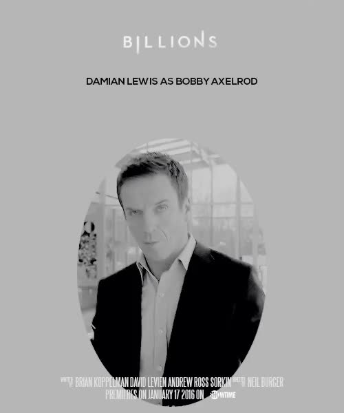 Watch We're back with our fave billionaire and his chubby, hirsute nemesis! Rolling into episode 5 of Billions now: GIF on Gfycat. Discover more damian lewis GIFs on Gfycat
