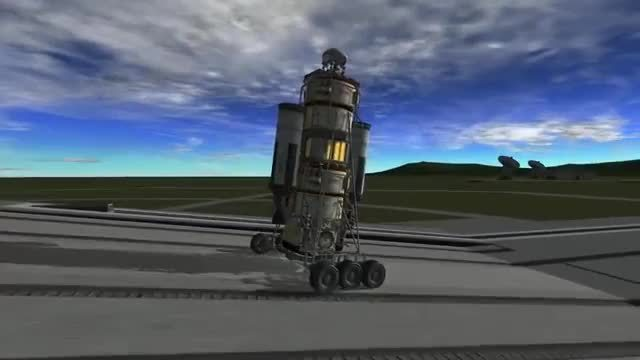 michaelbaygifs, Michael Bay recently started playing KSP (reddit) GIFs