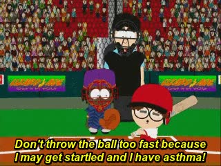 Watch 01/13/15  south park  gif  the losing edge  cousin kyle  season 9 GIF on Gfycat. Discover more related GIFs on Gfycat