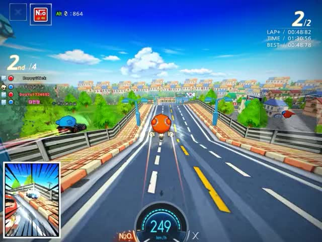 Watch and share Crazyracing Kartrider 2019.03.01 - 02.25.41.07.DVR.mp4 20190301 022609 GIFs on Gfycat