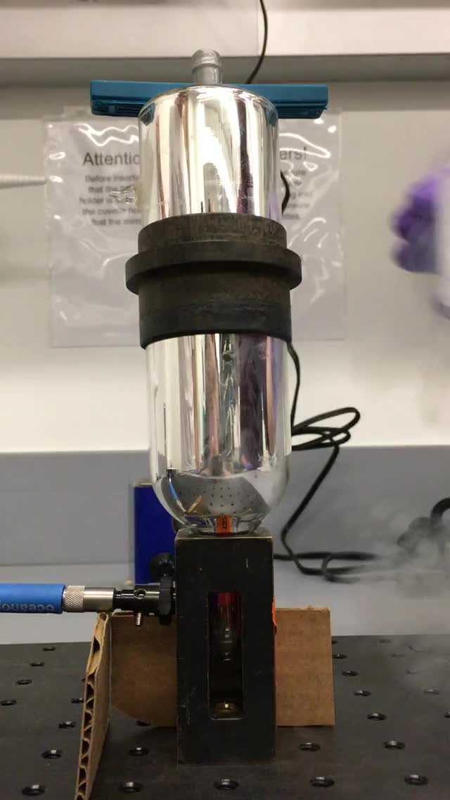 Watch and share Liquid Nitrogen Fluorescence GIFs on Gfycat