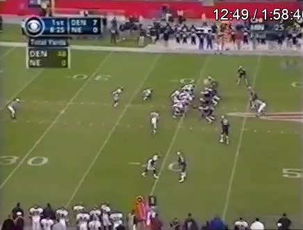 Watch and share 1 Law Intercepts Griese GIFs on Gfycat