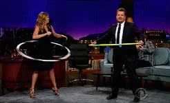 Watch and share The Late Late Show GIFs and Connie Britton GIFs on Gfycat