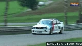 Watch and share E30 M3 Hillclimb GIFs on Gfycat