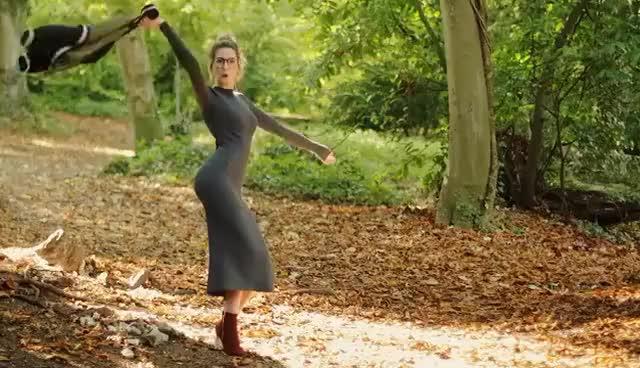 Watch and share Autumn Lookbook 2016 | Zoella GIFs on Gfycat