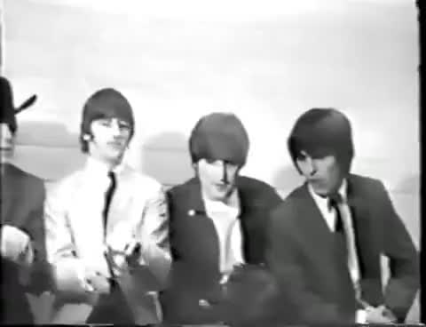 Beatles, George Harrison GIFs