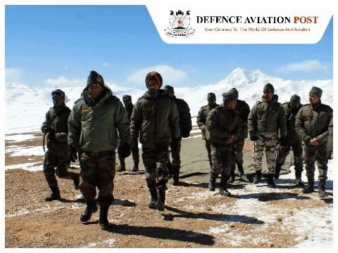 Watch and share Indian Army Latest News And Updates On Defenceaviationpost GIFs by defenceaviation on Gfycat