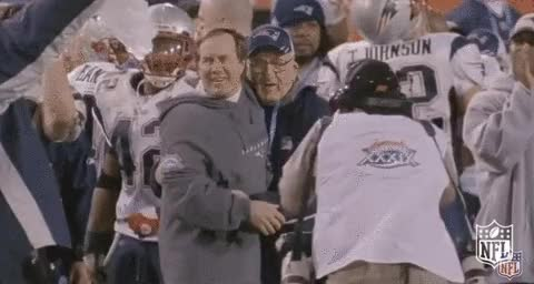 Watch and share Bill Belichick GIFs on Gfycat