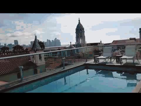 Watch and share Central Hotel Panam - Cidade Do Panam(youtube.com) GIFs on Gfycat