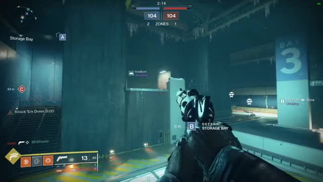 Watch and share Throwing Knife GIFs and Iron Banner GIFs by Best Pep on Gfycat