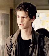 Watch and share Andrew Garfield GIFs and Peter Parker GIFs on Gfycat
