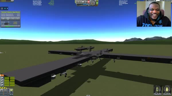 Watch Just gonna land this aircraft carrier on my aircraft carrier... (reddit) GIF by Jatwaa (@jatwaa) on Gfycat. Discover more kerbalspaceprogram GIFs on Gfycat