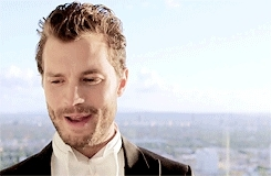 Christian Grey, Fifty Shades of Grey, Jamie Dornan, Vanity Fair, edit*, gif, interview gif, interview*, jamiedit, jdornanedit, JAMIE DORNAN GIFs