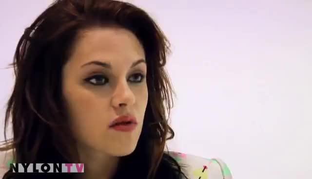 Kristen, Nylon, Stewart, TV, Kristen Stewart GIFs