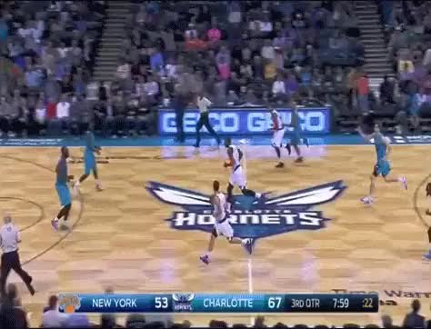 Watch Kemba with the huge chasedown block on Jose Calderon's 3-pointer (reddit) GIF on Gfycat. Discover more nba, sports GIFs on Gfycat