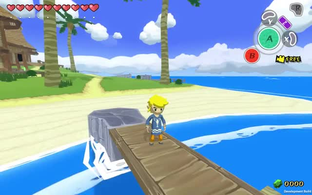 Watch and share Unity3D Wind Waker Sea Edge GIFs on Gfycat
