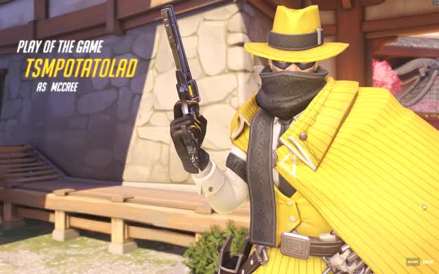 Watch and share Overwatch GIFs and High Noon GIFs on Gfycat
