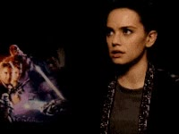 Watch and share Eye Roll, Not Amused, Daisy Ridley, Star Wars, Stop GIFs on Gfycat