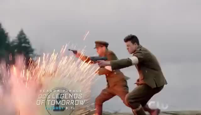 "Watch and share DC's Legends Of Tomorrow 2x17 Extended Promo ""Aruba"" (HD) Season 2 Episode 17 Extended Promo Finale GIFs on Gfycat"