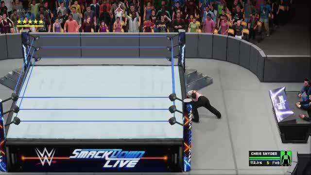 Watch this GIF by Gamer DVR (@xboxdvr) on Gfycat. Discover more DCjaguar420, WWE2K18, xbox, xbox dvr, xbox one GIFs on Gfycat
