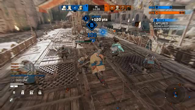 Watch and share For Honor 2019.09.02 - 17.42.32.04.DVR GIFs by arrrjaaay on Gfycat