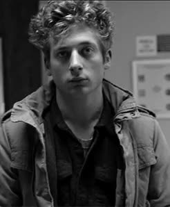 Watch and share Phillip Gallagher GIFs and Black And White GIFs on Gfycat