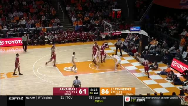 Watch and share Arkansas Tennessee Full Game GIFs by gyrateplus on Gfycat