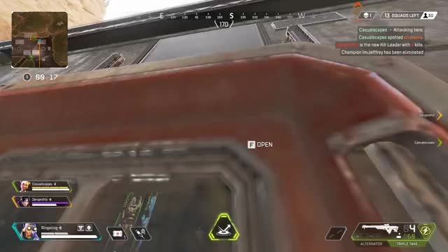 Watch and share Apexlegends GIFs and Apex GIFs by ringating on Gfycat