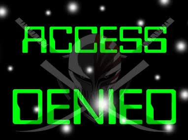 Watch and share Access Denied GIFs on Gfycat