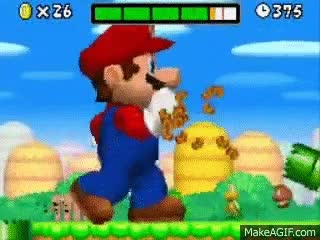 Watch Super Mario Bros GIF on Gfycat. Discover more related GIFs on Gfycat